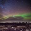 Icelandic aurora borealis 1