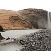 Copper Waterfall