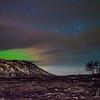 Icelandic aurora borealis 2