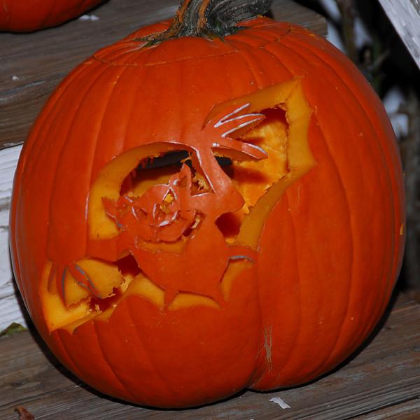 Daddy's pumpkin