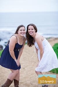 Alison+Brianna ~ Graduation Portraits