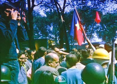 Dem Nat Conv Chicago 1968
