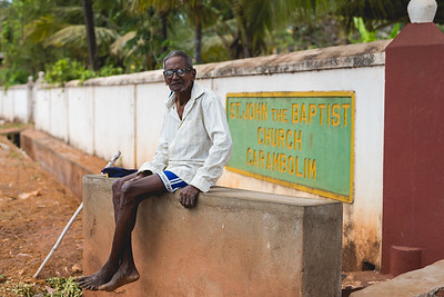 Locals of Goa