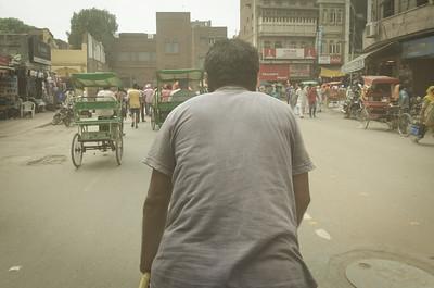 Rikshaw Wallah