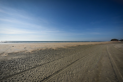 Goa's south beach
