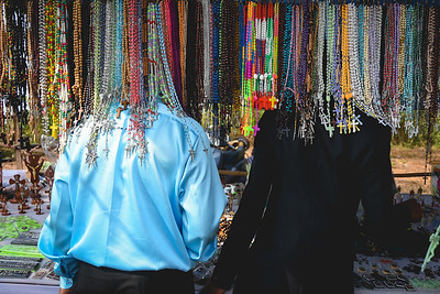 Goa's fest, 3 kings shopping stall