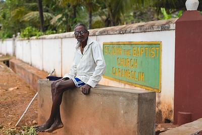 Locals of Goa