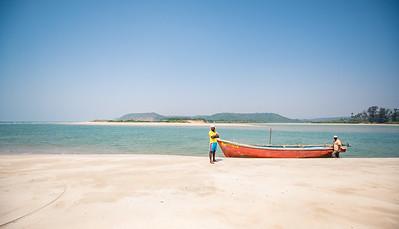 Sindhudur's boatmen
