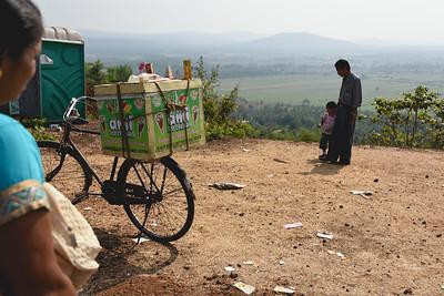 Ice cream seller