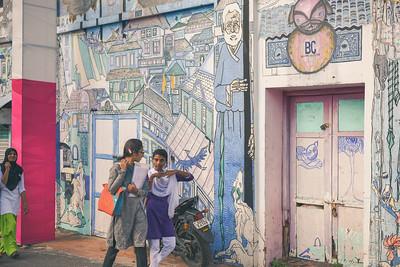 Kerala Street Art