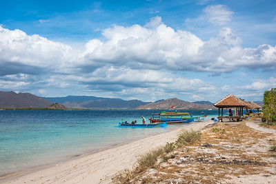 Cruising in Sumbawa, Indonesia