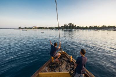 Cruising in Sumbawa, Indonesia