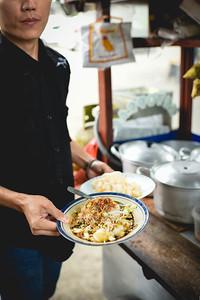 'Ketoprak' another classic Jakarta dish, my favorite