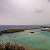 Okinawa sky and water