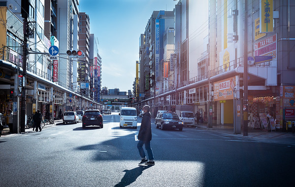 Osaka Street