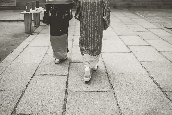 Winter Kimono