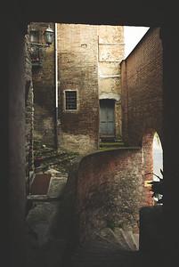Brisighella's intact architecture