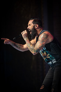 Skillet show on 12 Sep 2019 at The Palace Theatre in Stamford, CT.