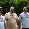 Rat City Homebrewers Picnic 2012<br /> Tres Amigos