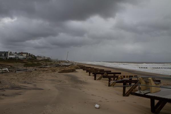 Hurricane Sandy - Sea Girt, Spring Lake, Belmar