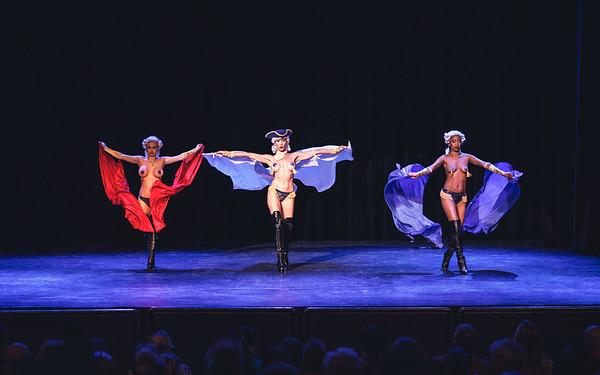 Stormy Gayle - Mondo Burlesque - 9/21/2018