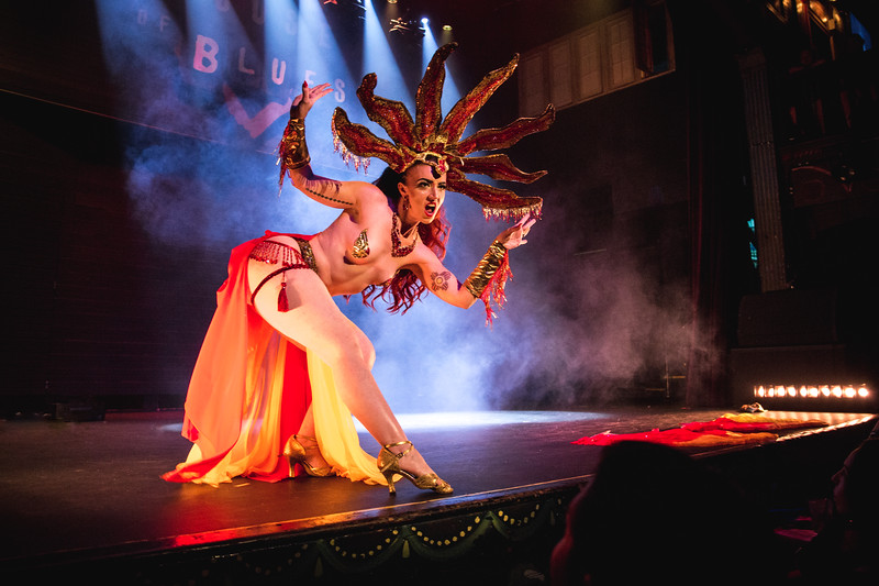 Mayo Lue De Frenchie - Belle of The Ball Burlesque Show - 9/23/2018