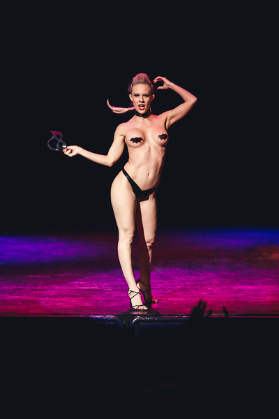 Donna Hood - Mondo Burlesque - 9/21/2018