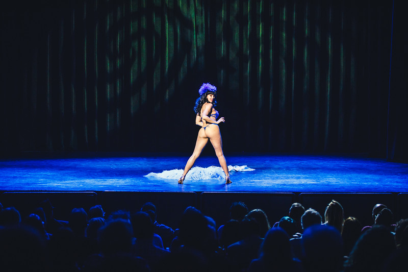 Ginger Valentine - Mondo Burlesque - 9/21/2018