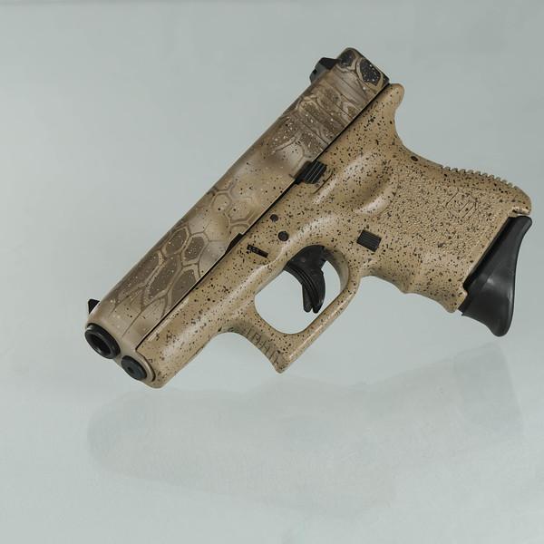 Cerakote Glock 27 Reverse Side