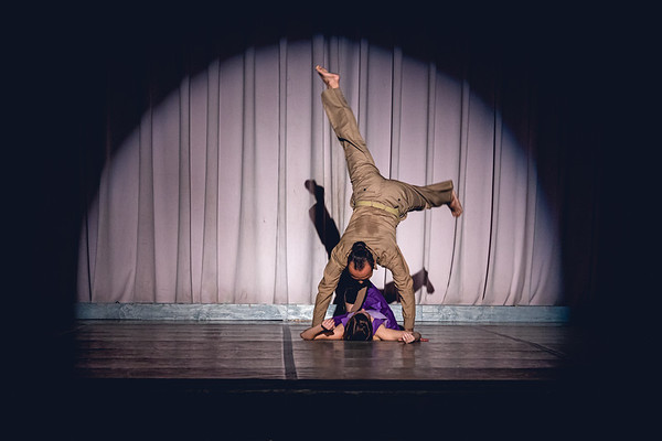 Melange Dance Company - Love Letters of World War II