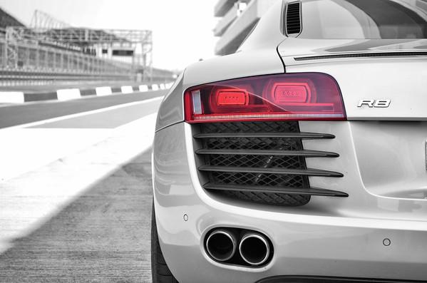 Audi R8 Tail light