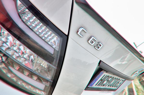 Merc C63 AMG