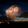 Browns Island fireworks 2013