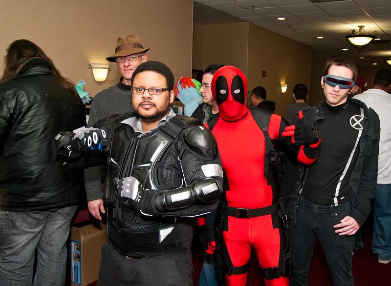 Virginia Comicon 2013