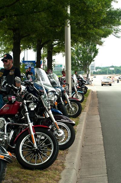 Virginia War Memorial 2012