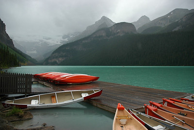 Lake Louise.  Image sold to PCMC.