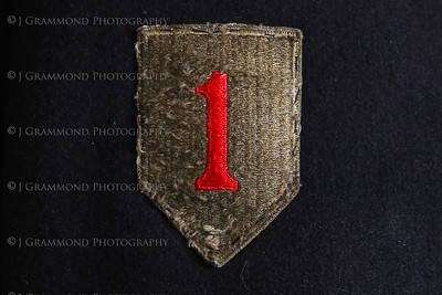 1st Infantry Division. US Army.