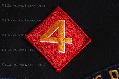 Fourth Marine Division. USMC.