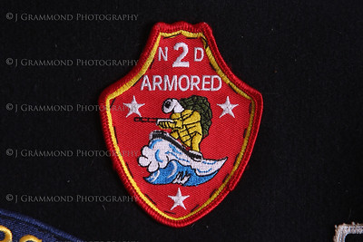 2nd Armored Amphibian Tank Battalion USMC.