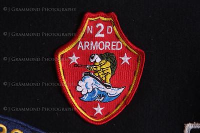 2nd Armored Amphibian Tank Battalion USMC.