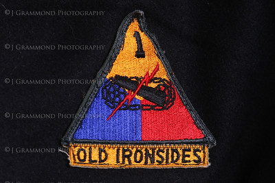 1st Armored Division. US Army.