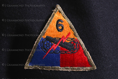 6th Armored Division. US Army.