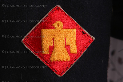 45th Infantry Division. US Army.