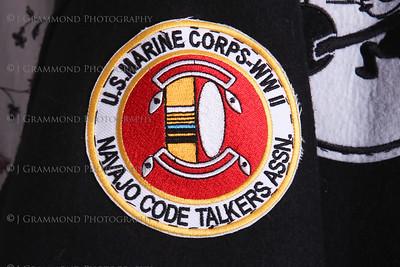 Navajo Code Talkers. USMC.