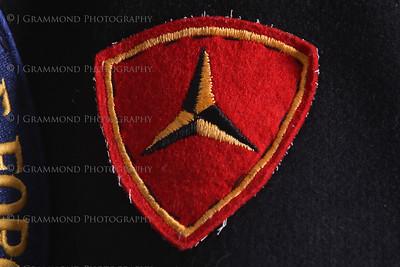 Third Marine Division.  USMC.