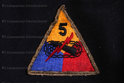 5th Armored Division. US Army.