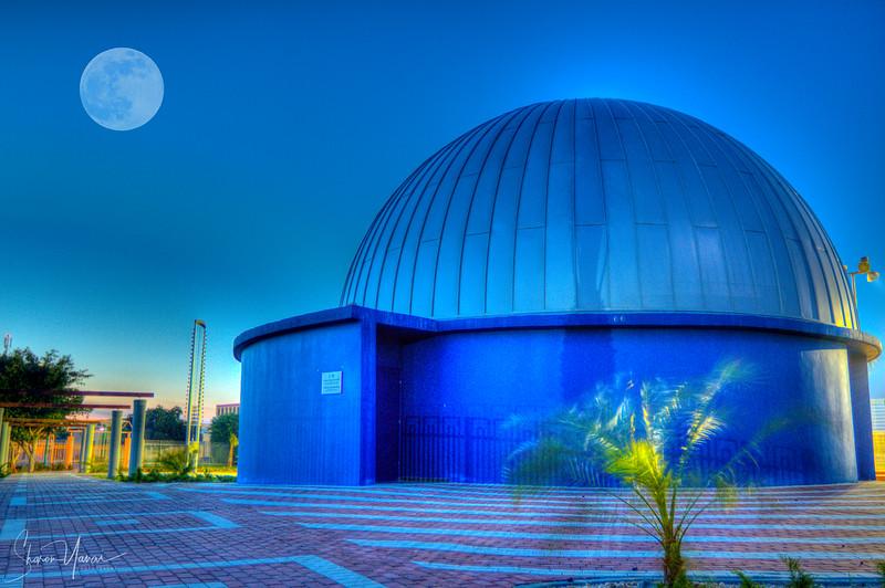 פלנטריום, פארק המדע, קרית ים