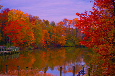 Largo in the Fall
