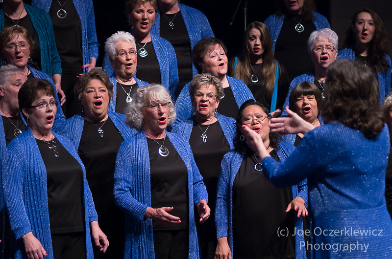 Assiniboine Chapter of Sweet Adelines