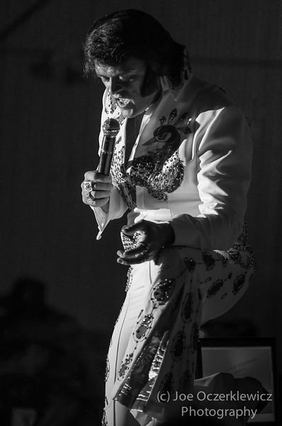 Elvis Tribute Artist Corny Rempel